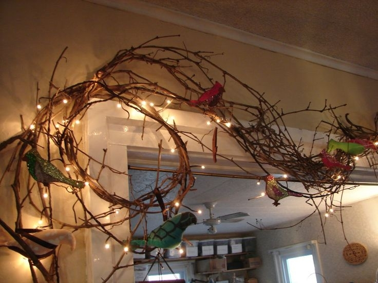 Image Result For Grape Vines And Dry Branches Outdoor Christmas regarding Outdoor Hanging Grape Lights (Image 2 of 10)