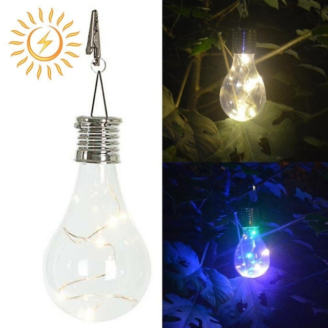 Jiaderui Led Outdoor Waterproof Solar Rotatable Garden Camping inside Outdoor Waterproof Hanging Lights (Image 3 of 10)