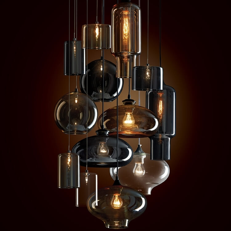 K. Light Import throughout South Africa Outdoor Hanging Lights (Image 5 of 10)