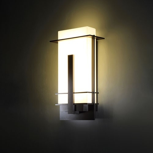 Kyoto 14 Inch Led Outdoor Wall Light Amp Modern Forms 2015 Modern throughout Elegant Outdoor Wall Lighting (Image 5 of 10)