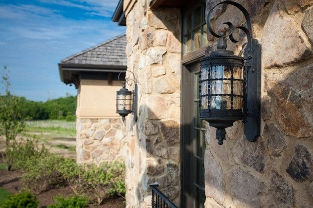 Featured Photo of Tuscan Outdoor Wall Lighting