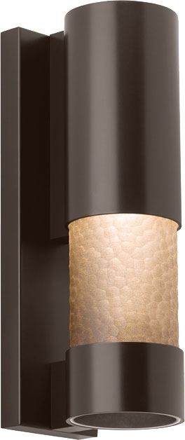 Lbl Od789Smbz Moon Dance Modern Bronze Outdoor Wall Light Fixture with regard to Outdoor Wall Lighting Fixtures (Image 5 of 10)