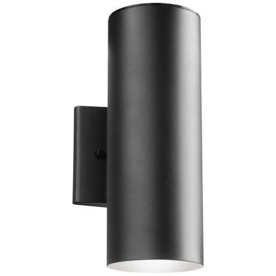 Led 11251 Up And Downlight Outdoor Wall Sconce | Outdoor Walls, Wall for Kichler Outdoor Lighting Wall Sconces (Image 4 of 10)