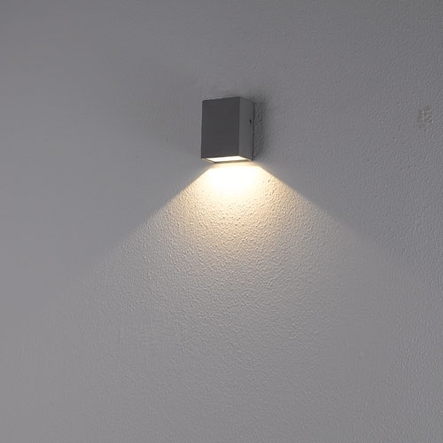 Led Light Design Modern Wall For Outdoor And Indoor Pertaining To with Small Outdoor Wall Lights (Image 6 of 10)