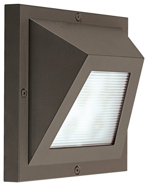 Led Light Design: Outdoor Led Wall Light With Photocell Led Wall intended for Outdoor Wall Led Lighting (Image 6 of 10)