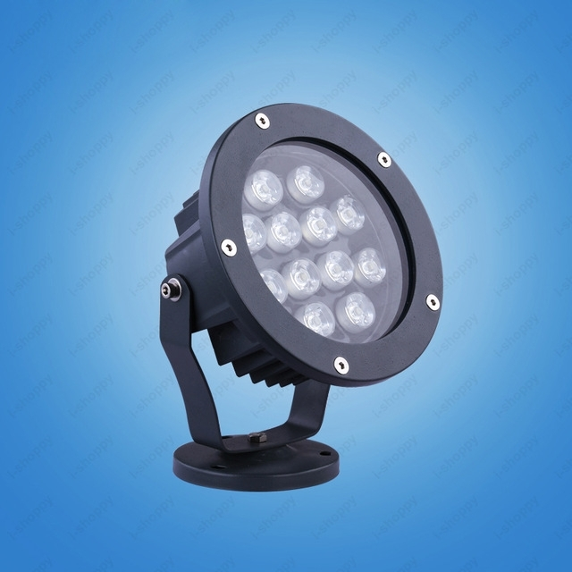 Led Outdoor Exterior Wall Wash Flood Light Fixture Project Spot Lamp For Outdoor Wall Wash Lighting Fixtures (View 9 of 10)