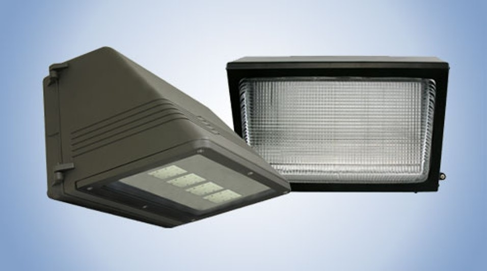 Led Outdoor Flood Lights Residential – Home Decorreisa within Outdoor Wall Pack Lighting (Image 5 of 10)