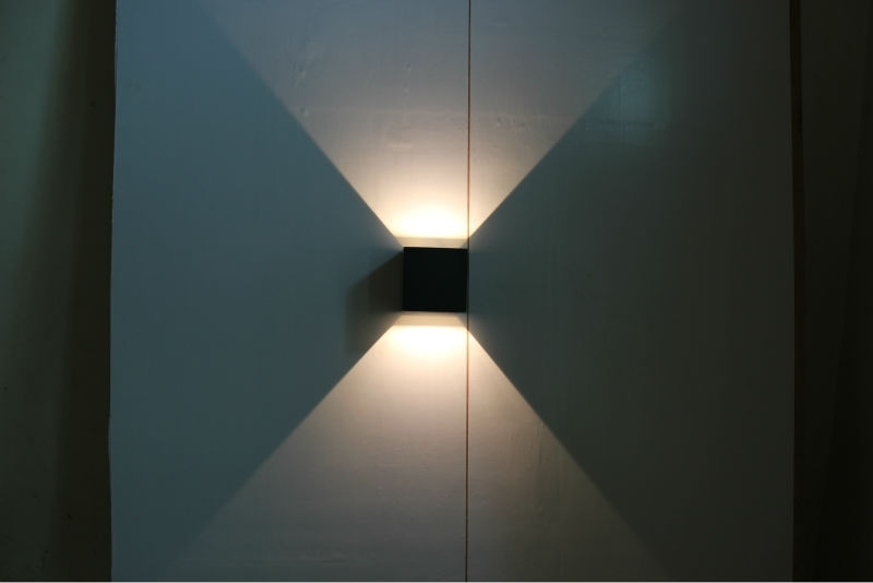 Led Outdoor Wall Light Modern Outdoor Lighting Ideas Modern Exterior within Contemporary Outdoor Wall Mount Lighting (Image 3 of 10)