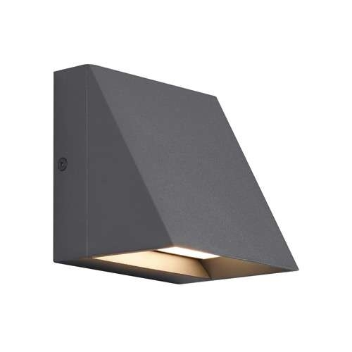 Led Outdoor Wall Light Timm Lights Co Uk Brilliant Led In 4 With Regard To Outdoor Wall Led Lighting (View 5 of 10)