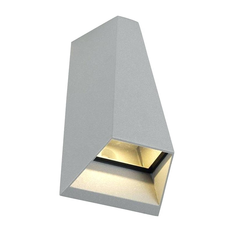 Led Outside Wall Lights Led Outdoor Wall Lights Home Depot – Timbeyers Pertaining To Led Outdoor Wall Lighting At Home Depot (View 7 of 10)
