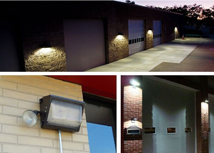 Led Wall Pack Application Homes, Villas, Hotels, Beauty Salon, Cafes Regarding Outdoor Wall Pack Lighting (View 6 of 10)