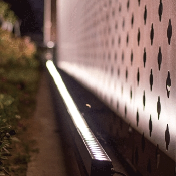 Led Wall Washer Lights For Wall Washing And Wall Grazing Of Textured in Outdoor Wall Washer Led Lights (Image 4 of 10)