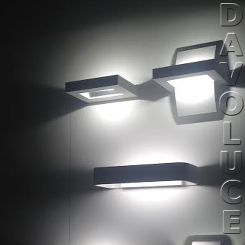 Led415| Led Wall Lights, Outdoor Led Lighting, Led Wall Lights With Brisbane Outdoor Wall Lighting (Image 4 of 10)