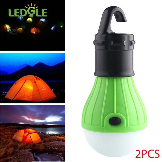 Ledgle 2Pcs 1W 3Brightness Modes Battery Powered Soft Light Outdoor regarding Outdoor Hanging Lights With Battery (Image 7 of 10)