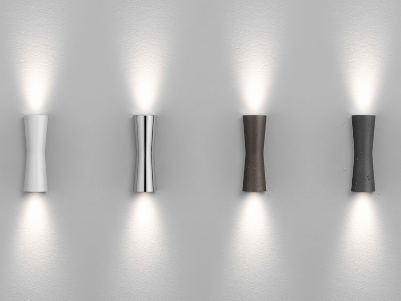 Light : Battery Operated Outdoor Wall Lights As Well Design Led Intended For Target Outdoor Wall Lighting (Image 3 of 10)