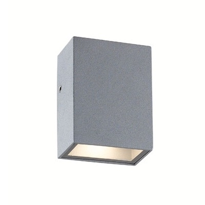 Lightel Lth2562 Rectangular Downwards Facing Exterior Wall Light with Adelaide Outdoor Wall Lighting (Image 3 of 10)