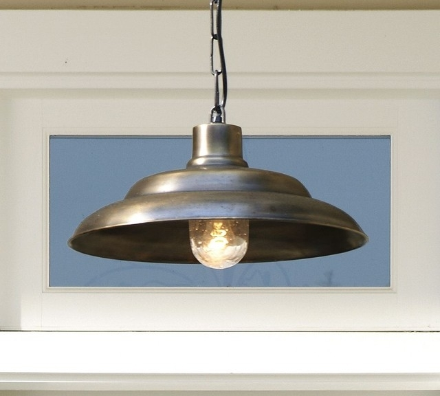 Lighting Design Ideas: Great Ideas Hanging Barn Lights Metal in Outdoor Hanging Barn Lights (Image 4 of 10)