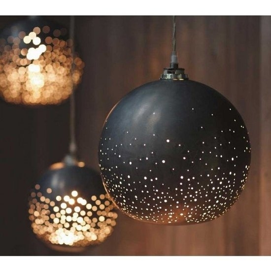 Lighting Fixtures: Modern Outstanding Stunning Amusing Outside within Round Outdoor Hanging Lights (Image 5 of 10)