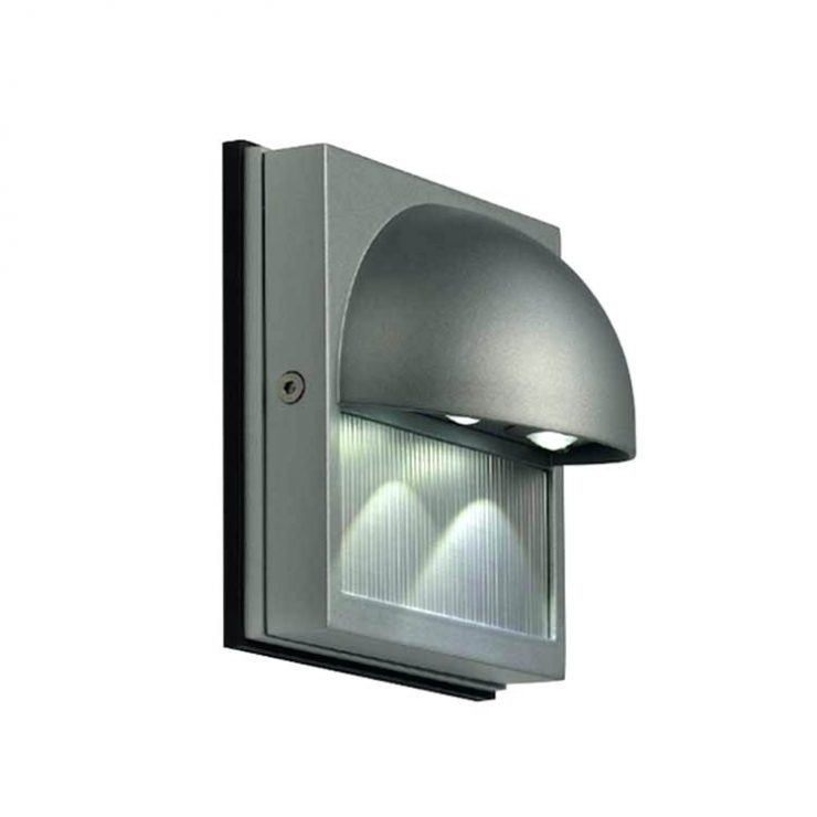 Lighting Wall Mount Outdoor Bronze Led Floodlight With Photocell in Lithonia Lighting Wall-Mount Outdoor Bronze Led Floodlight With Photocell (Image 7 of 10)
