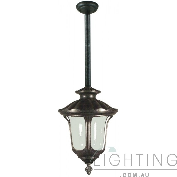 Lighting - Waterford 1 Light Rod Pendant regarding Hanging Outdoor Light On Rod (Image 5 of 10)