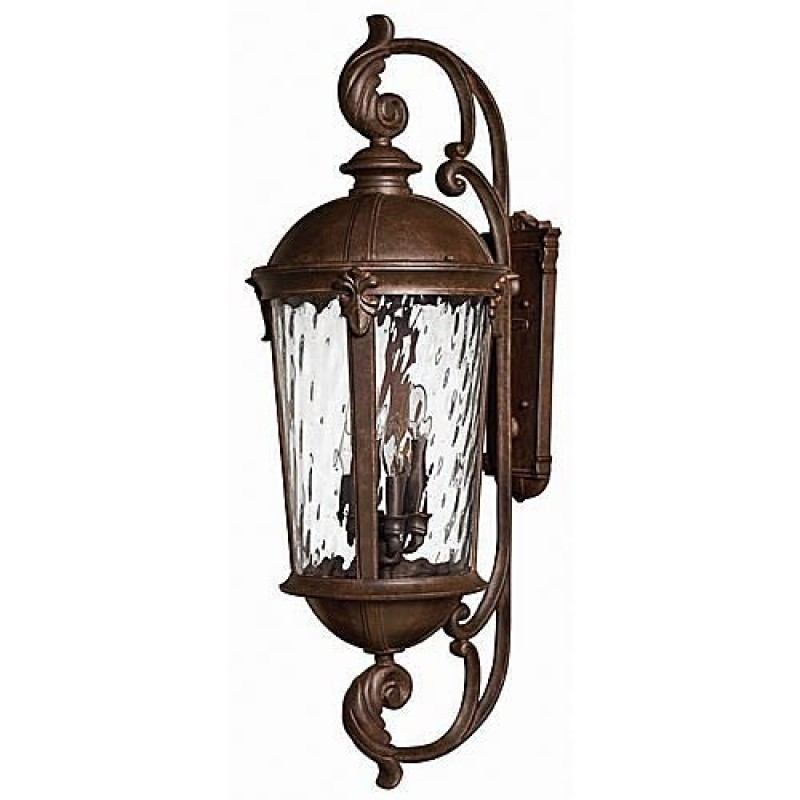 Lighting Windsor Extra Large Wall Outdoor Lantern Hl-1929Rk with regard to Extra Large Outdoor Wall Lighting (Image 9 of 10)