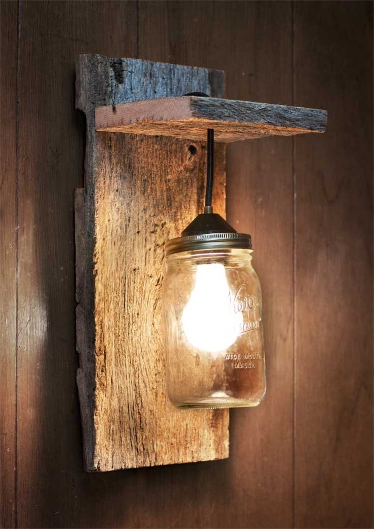 Featured Photo of Diy Outdoor Wall Lights