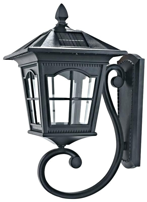 Luxury Motion Sensor Porch Light Fixture For Sophisticated Solar in Outdoor Wall Light Fixtures With Motion Sensor (Image 2 of 10)