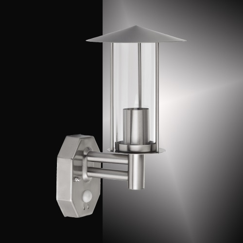 Marc Outdoor Pir Wall Light 19591-55 | The Lighting Superstore for Outdoor Pir Wall Lights (Image 5 of 10)