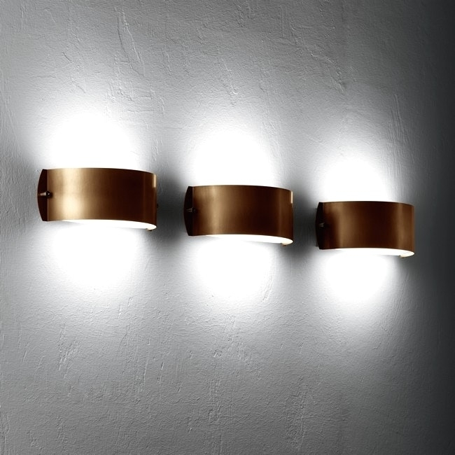 Marvellous Up And Down Lighting Wall Sconce Intended For Small Outdoor Wall Lights (View 7 of 10)
