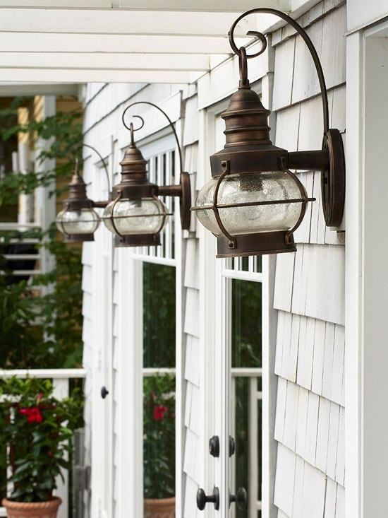 Marvelous Outdoor Lantern Light Fixtures Outdoor Hanging Candle intended for Outdoor Hanging Wall Lanterns (Image 6 of 10)