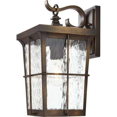 Mission/craftsman - Outdoor Wall Mounted Lighting - Outdoor Lighting within Craftsman Outdoor Wall Lighting (Image 4 of 10)