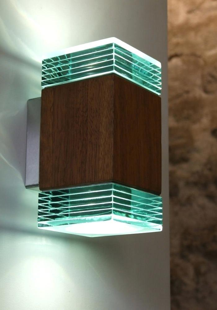 Modern Led Outdoor Wall Lights Light Design With Photocell inside Led Outdoor Wall Lights With Photocell (Image 9 of 10)