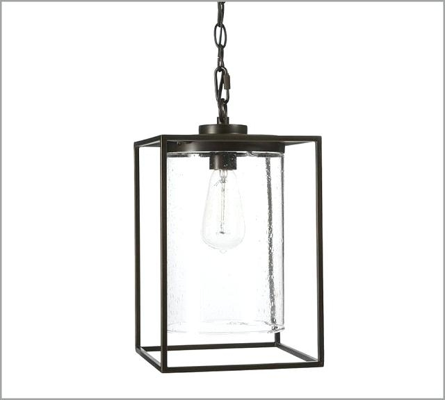 Modern Outdoor Hanging Light Elegant Best 25 Modern Outdoor Within inside Outdoor Hanging Glass Lights (Image 3 of 10)