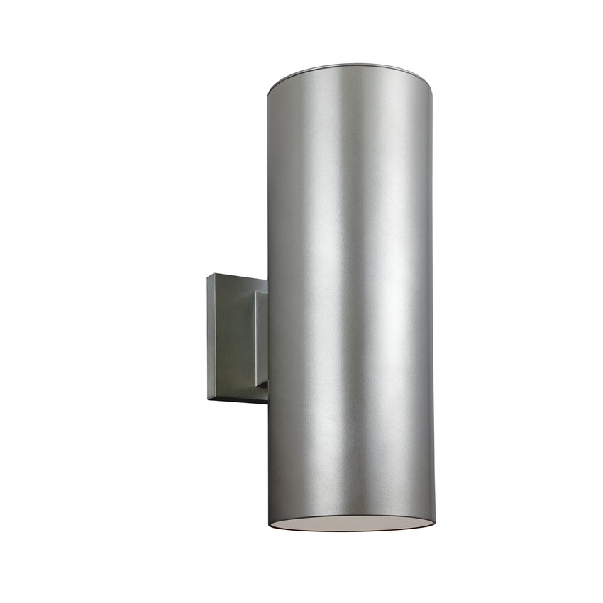 Modern Outdoor Wall Lighting Allmodern Bullets Light Sconce ~ Idolza with regard to High Quality Outdoor Wall Lighting (Image 6 of 10)