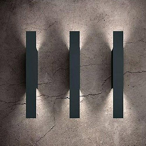 Modern Outdoor Wall Sconce Gallery Lovely Exterior Wall Sconce For Modern Outdoor Wall Lighting (View 6 of 10)