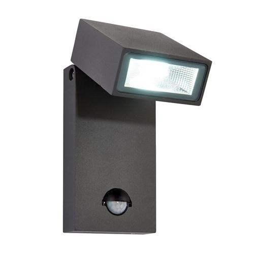 Morti Outdoor Light With Pir Sensor 67686 | Lighting Superstore regarding Outdoor Wall Lighting With Sensor (Image 4 of 10)
