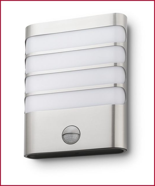 Motion Detector Led Outdoor Light » Fresh Philips Raccoon Mygarden within Led Outdoor Raccoon Wall Lights With Motion Detector (Image 3 of 10)