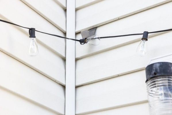 Mounting Outdoor Lights To Siding #38417 | Astonbkk for Hanging Outdoor Lights on Vinyl Siding (Image 5 of 10)