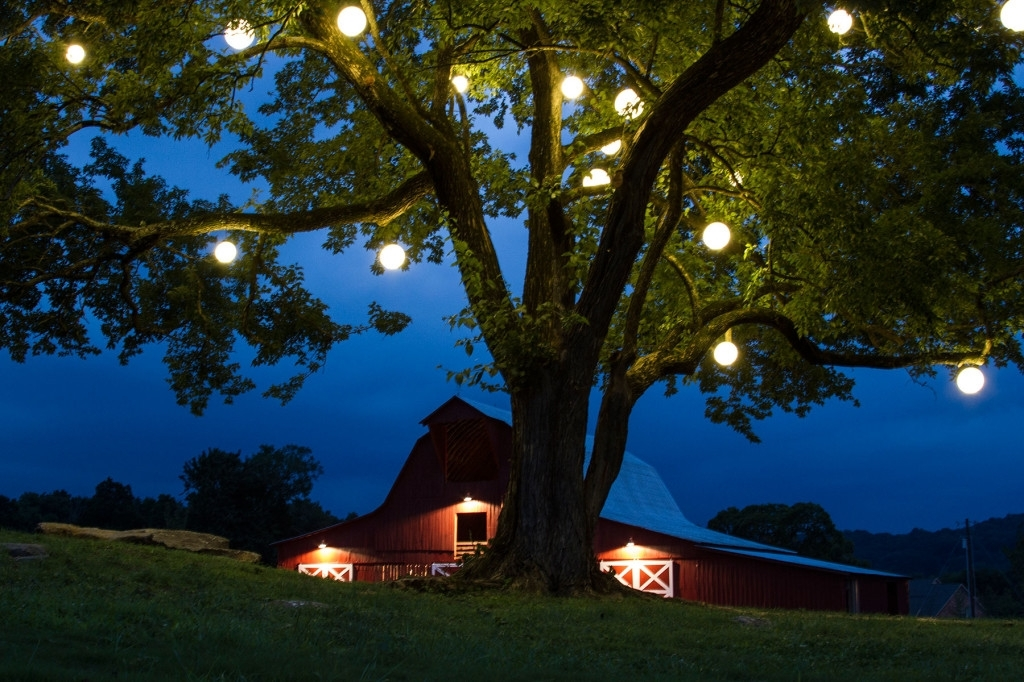Nashville Orb Lighting | Nashville Outdoor Lighting Perspectives with Outdoor Hanging Orb Lights (Image 7 of 10)