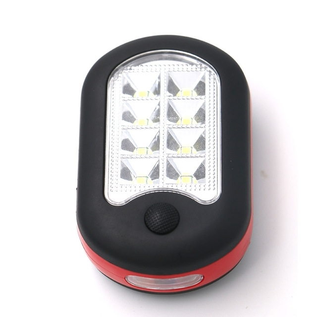 New Arrival 27 Leds Work Light Portable Led Flashlight Lantern Intended For Outdoor Hanging Work Lights (Photo 4 of 10)