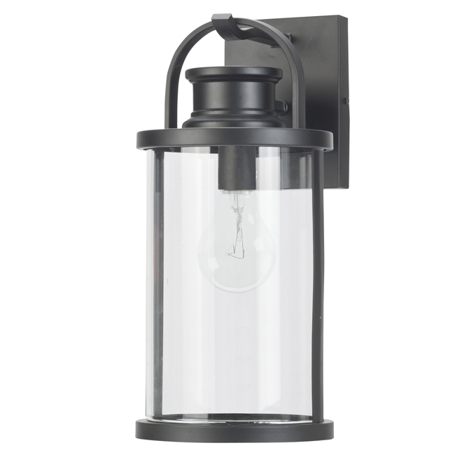"""Newbury"""" Outdoor Wall Mount Lantern 