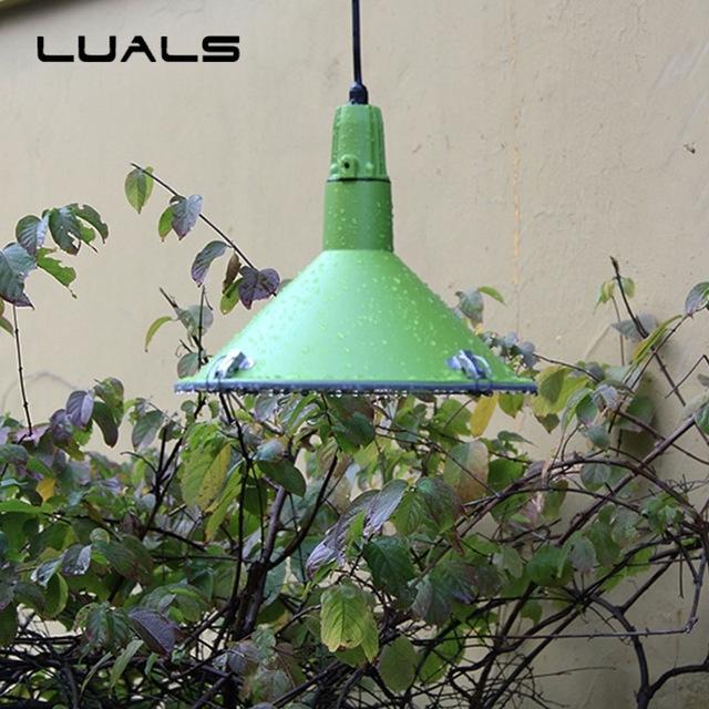 Nordic Pendant Light Waterproof Outdoor Pendant Lights Art Deco With Outdoor Waterproof Hanging Lights (Photo 8 of 10)