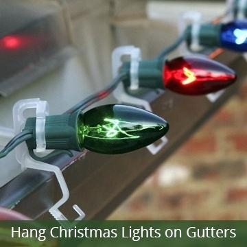 Outdoor Christmas Light Hook Outdoor Holiday Light Hooks – Dibz (View 5 of 10)