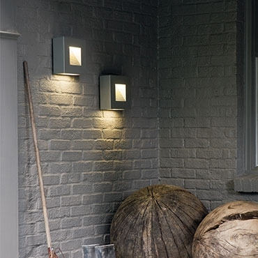 Outdoor & Exterior Lighting Fixtures For Garages, Porches, And Yards intended for Elegant Outdoor Wall Lighting (Image 6 of 10)