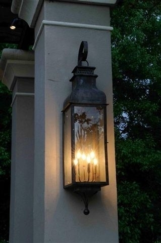 Outdoor Gas Light Fixtures The Use Of Outdoor Gas Lights Warisan throughout Outdoor Wall Mount Gas Lights (Image 7 of 10)