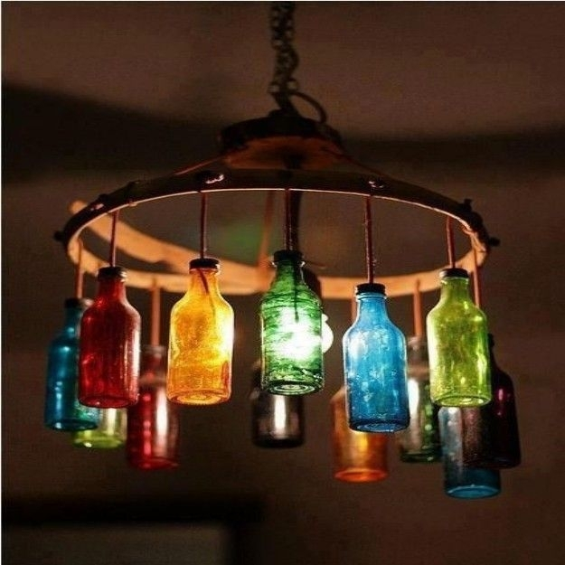 Outdoor Hanging Gazebo Lights | Gazebo Lighting, Outdoor Gazebos And for Outdoor Hanging Bottle Lights (Image 9 of 10)