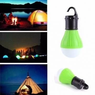 Outdoor Hanging Led Camping Tent Light Bulb Fishing Lantern Lamp pertaining to Outdoor Hanging Plastic Lanterns (Image 3 of 10)