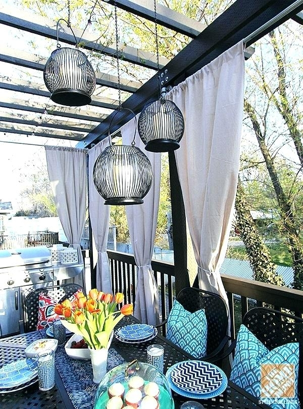 Outdoor Hanging Lights For Pergola Outdoor Lights For Pergola Deck within Outdoor Hanging Lights For Pergola (Image 5 of 10)