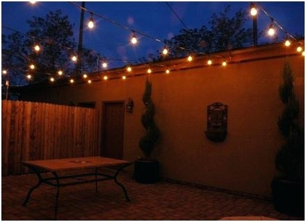 Outdoor Hanging Lights Patio Antique Outdoor Chandeliers In A Dining within Solar Hanging Outdoor Patio Lights (Image 6 of 10)