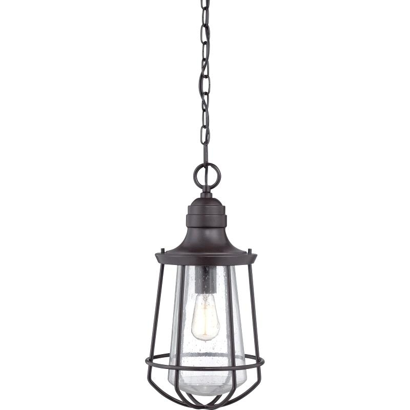 Outdoor Hanging Pendant Lights Tough Looking Rainproof Glass Shade Intended For Outdoor Hanging Ceiling Lights (View 6 of 10)